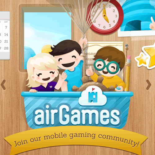 airg games sign up